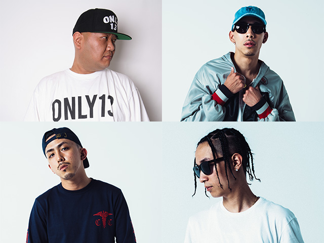DJ NOBU A.K.A. BOMBRUSH!with IO, DONY JOINT & YOUNG JUJU (KANDYTOWN / BCDMG)