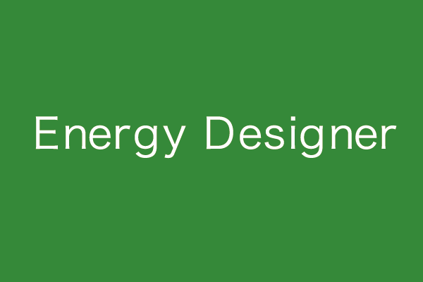 Energy Designer