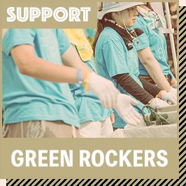 GREEN ROCKERS